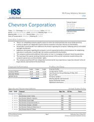 Chevron Corporation - ChevronToxico