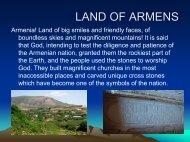 LAND OF ARMENS - Employment