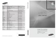 LCD TV - Vanden Borre
