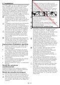 Lave-linge Waschmaschine Washing Machine - Vanden Borre - Page 3