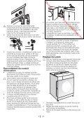 Lave-linge Waschmaschine Washing Machine - Vanden Borre - Page 4