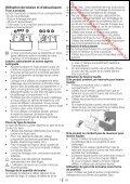 Lave-linge Waschmaschine Washing Machine - Vanden Borre - Page 7
