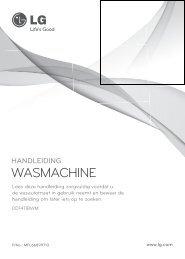 WASMACHINE - Vanden Borre