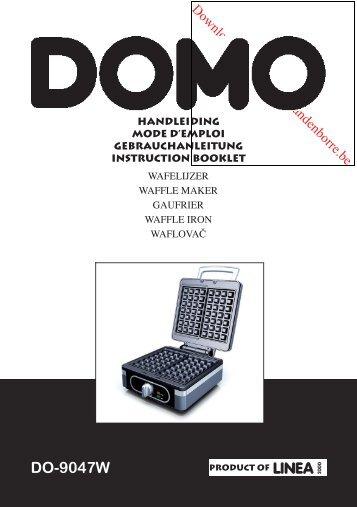 DO-9047W - Vanden Borre