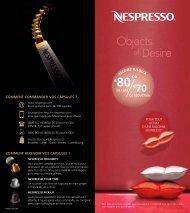 Nespresso - Vanden Borre