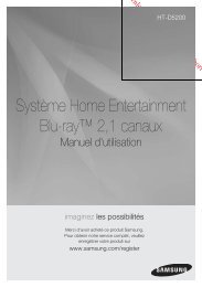 Système Home Entertainment Blu-ray™ 2,1 canaux - Vanden Borre