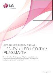 LCD-TV / LED LCD-TV / PLASMA-TV - Vanden Borre