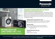 66897 Actieleaflet Wasmachines BE-FR-NL.indd - Vanden Borre