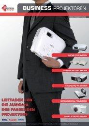 Business-Projektoren - Monitors and More