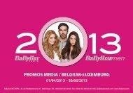 promos media / belgium-luxemburg 01/04/2013 – 30 ... - Vanden Borre