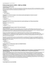 Onderzoeksprojecten (21650 - 21660 van 24496)