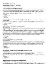 Onderzoeksprojecten (1 - 10 van 28)
