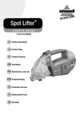 Warranty - BISSELL Spot Lifter - Air & Water