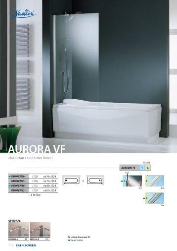 AURORA VF - Novellini