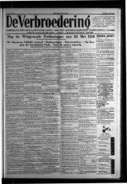 Nog de Wetgevende Verkiezingen van 24 Mei 1936