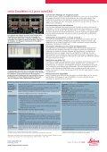 Leica Cloudworx 4.1 pour Autocad Application logicielle pour l ... - Page 2