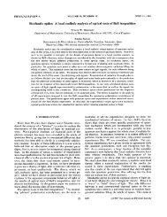 Stochastic optics - Universidad de Cantabria