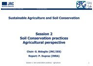 Session 2 Soil Conservation practices Agricultural ... - agrilife