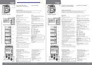 EC370, EC372 ¢ EC370, EC372 - Water Heater Timers Save Money