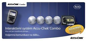 Interaktivní systém Accu-Chek Combo