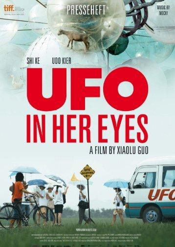 UFO IN HER EYES - FDb.cz
