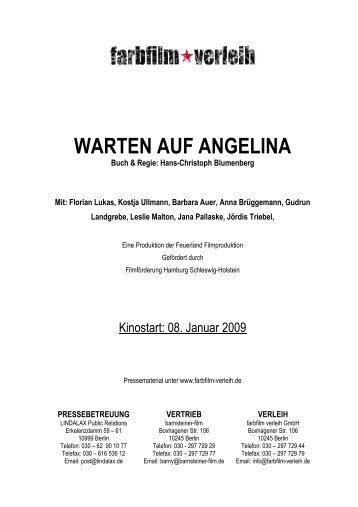 WARTEN AUF ANGELINA - FDb.cz