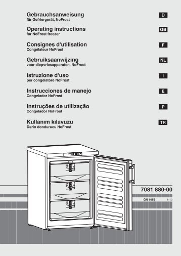 7081 880-00 - Liebherr