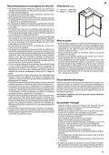 Mode d'emploi - Liebherr - Page 3