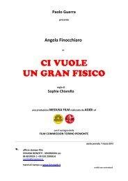 CI VUOLE UN GRAN FISICO (2012) - pressbook - FDb.cz