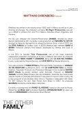 A Film by Gustavo Loza Produced by Matthias Ehrenberg ... - FDb.cz - Page 5