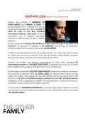 A Film by Gustavo Loza Produced by Matthias Ehrenberg ... - FDb.cz - Page 6