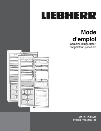 Mise en service - Liebherr