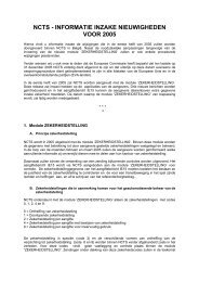 notes info 2005 - Fiscus.fgov.be