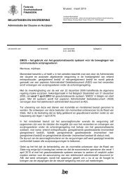EMCS NL - Fiscus.fgov.be