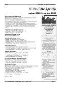 WANDELPROGRAMMA NAJAAR 2008 / VOORJAAR 2009 ... - Nemo - Page 2