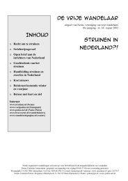 thema Struinen in Nederland?! - Nemo