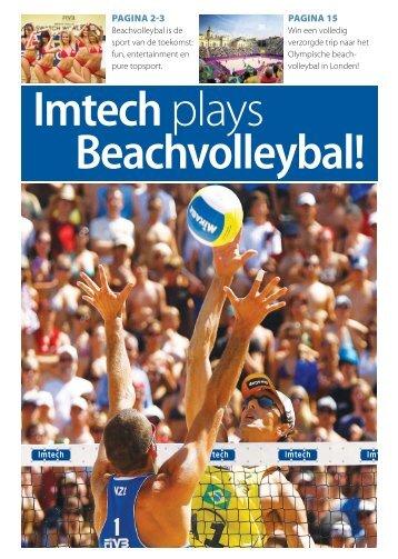 Beachvolleybal! - DIGI-magazine