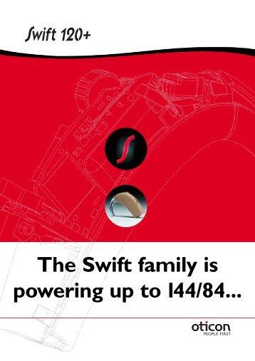 Swift 120+ - Oticon