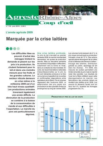 Accéder à la publication - DRAAF Rhône-Alpes