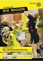 SGH Rosengarten-Buchholz - Borussia Dortmund Handball