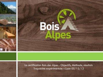 3-Traçabilite Bois_des_Alpes-5 déc - DRAAF Rhône-Alpes