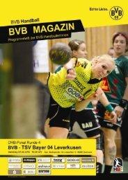 TSV Bayer 04 Leverkusen - Borussia Dortmund Handball