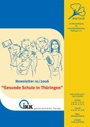 Newsletter 01/2006 - Agethur