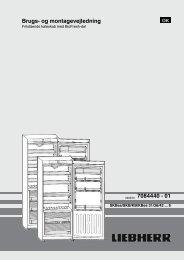 Brugs- og montagevejledning 240810 7084440 - 01 - Liebherr