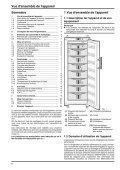 Mode d'emploi 010410 7082668 - 04 - Liebherr - Page 2