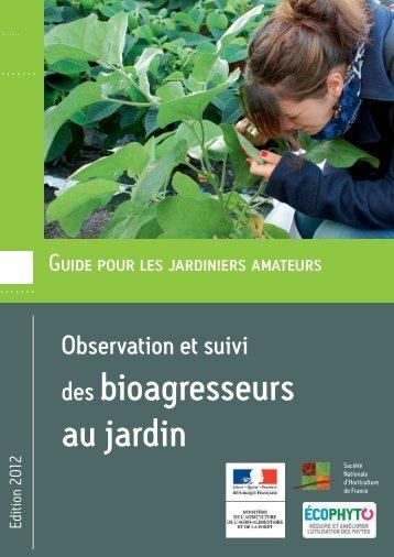 Guide pour les jardiniers amateurs - DRAAF Rhône-Alpes ...