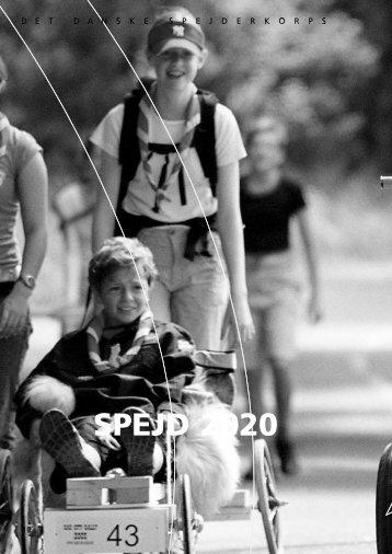 Spejd 2020 - DDS.dk - Det Danske Spejderkorps