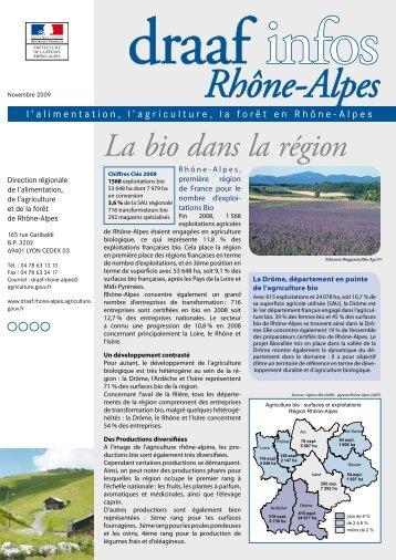 DRAAF Rhône-Alpes
