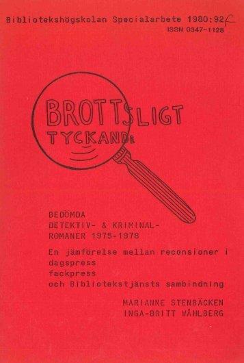 1980 nr 92.pdf - BADA - Högskolan i Borås