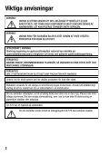 Användarhandbok - Page 2